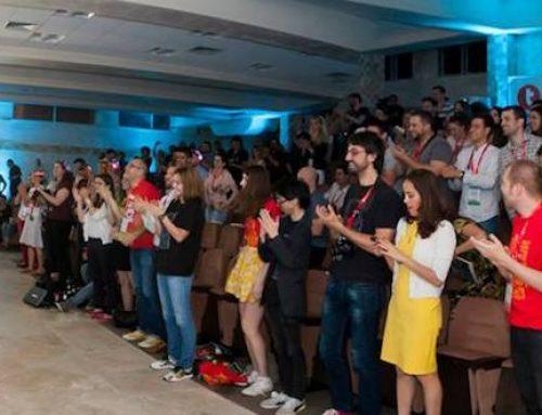 Uradna blogarka konference Spark.me 2015 v Črni gori