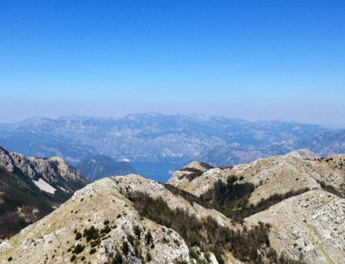 Med planinami in morjem – uradna blogarka Nacionalne turistične organizacije Črne gore
